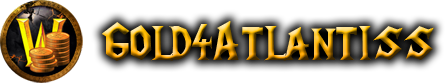 Gold4Atlantiss - Dragonwrath Atlantiss Cataclysm 4.3.4 WoW Logo
